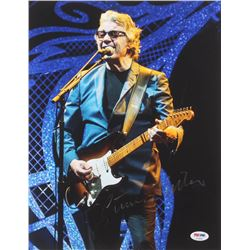 """Steve Miller Signed """"Steve Miller Band"""" 11x14 Photo (PSA COA)"""