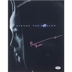 "Pom Klementieff Signed ""The Avengers"" 11x14 Photo (PSA COA)"
