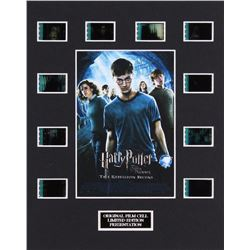 """""""Harry Potter and the Order of the Phoenix"""" LE 8x10 Custom Matted Original Film / Movie Cell Display"""