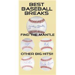 Best Baseball Breaks Mystery Box - Baseball Series