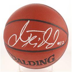 Jason Kidd Signed NBA Basketball (Beckett COA)