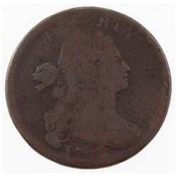 1798 1¢ Draped Bust Cent