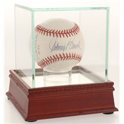 Baseball Hall of Famers Signed ONL Baseball Signed by (10) with Johnny Bench, Duke Snider, Pee Wee R