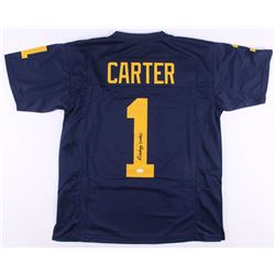 Anthony Carter Signed Michigan Wolverines Jersey (JSA COA)