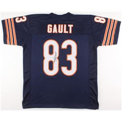 Willie Gault Signed Chicago Bears Jersey (JSA COA)