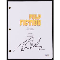 "Tim Roth Signed ""Pulp Fiction"" Movie Script (Beckett COA)"