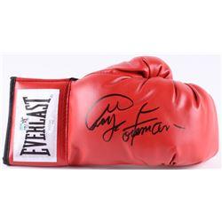 George Foreman Signed Everlast Boxing Glove (JSA COA  Foreman Hologram)