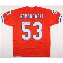 Bill Romanowski Signed Denver Broncos Jersey (JSA COA)