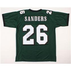Miles Sanders Signed Philadelphia Eagles Jersey (JSA COA)