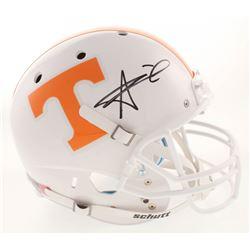 Alvin Kamara Signed Tennessee Volunteers Full-Size Helmet (Radtke COA)