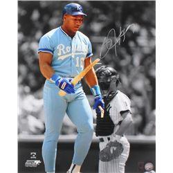 Bo Jackson Signed Kansas City Royals 16x20 Photo (Jackson Hologram)