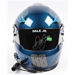 Dale Earnhardt Jr. Signed NASCAR Nationwide Full-Size Helmet (Dale Jr. Hologram)
