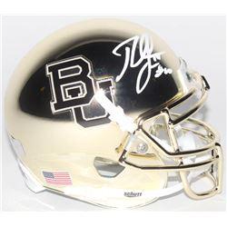 Robert Griffin III Signed Baylor Bears Chrome Mini Helmet (Radtke COA)