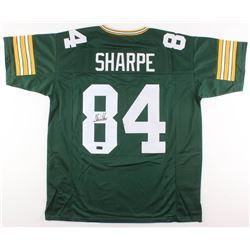Sterling Sharpe Signed Green Bay Packers Jersey (Radtke COA)