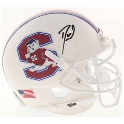 Darius Leonard Signed South Carolina State Bulldogs Mini Helmet (Radtke COA)