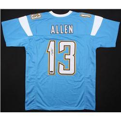 Keenan Allen Signed Los Angeles Chargers Jersey (Radtke COA)