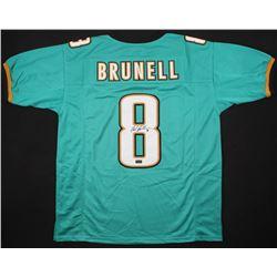 Mark Brunell Signed Jacksonville Jaguars Jersey (Radtke COA)