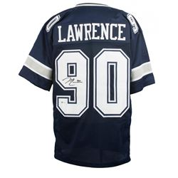 DeMarcus Lawrence Signed Dallas Cowboys Jersey (Beckett COA)