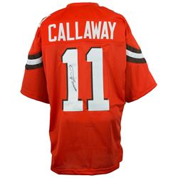 Antonio Callaway Signed Cleveland Browns Jersey (JSA COA)