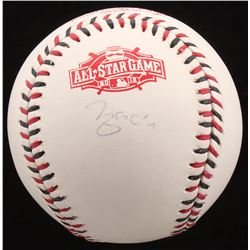 Yadier Molina Signed 2015 All-Star Game Baseball (JSA Hologram)