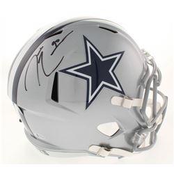 Demarcus Lawrence Signed Dallas Cowboys Full-Size Speed Helmet (Beckett COA)