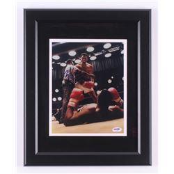 """Will Smith Signed """"Ali"""" 13x16 Custom Framed Photo (PSA COA)"""