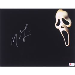 """Matthew Lillard Signed """"Scream"""" 11x14 Photo (PA COA)"""