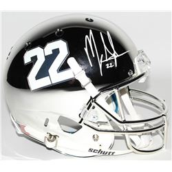 Mark Ingram Signed Alabama Crimson Tide Full-Size Chrome Helmet (Radtke COA  Ingram Hologram)