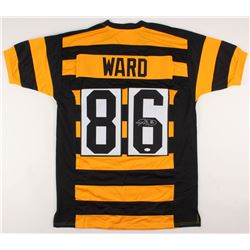 Hines Ward Signed Pittsburgh Steelers Jersey (JSA COA)