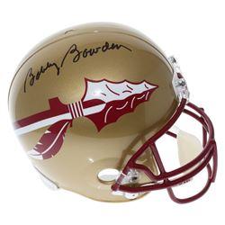 Bobby Bowden Signed Florida State Seminoles Full-Size Helmet (PSA Hologram)