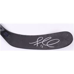 Gregory Campbell Signed Game Used Baur Hockey Stick (Campbell COA)