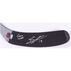 """Brad Richards Signed Game Used Easton Hockey Stick Inscribed """"Game Used"""" (YSMS  Steiner COA)"""