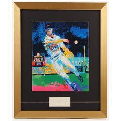 Cal Ripken Jr. Signed 16x19.5 Custom Framed Cut Display (PSA COA)