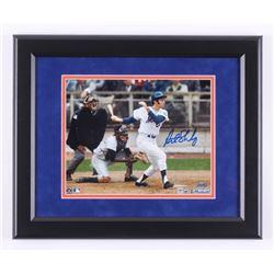 Art Shamsky Signed New York Mets 13x16 Custom Framed Photo Display (Steiner COA  MLB Hologram)