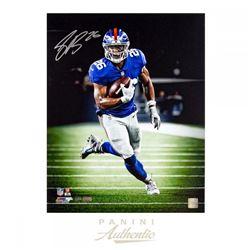 Saquon Barkley Signed New York Giants 16x20 Limited Edition Photo (Panini COA)