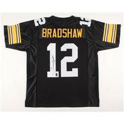 Terry Bradshaw Signed Pittsburgh Steelers Jersey (PSA  Bradshaw Hologarm)