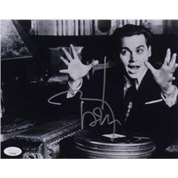 "Johnny Depp Signed ""Ed Wood"" 8x10 Photo (JSA COA)"