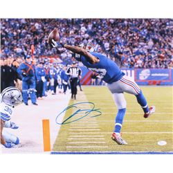 "Odell Beckham Jr. Signed New York Giants ""The Catch"" 16x20 Photo (JSA COA)"