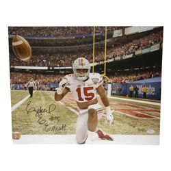 Ezekiel Elliott Signed Ohio State Buckeyes 16x20 Photo (JSA Hologram)