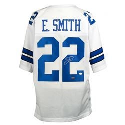 Emmitt Smith Signed Dallas Cowboys Jersey (JSA COA  Prova Hologram)