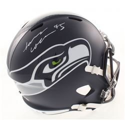 L. J. Collier Signed Seattle Seahawks Full-Size Speed Helmet (Prova COA)