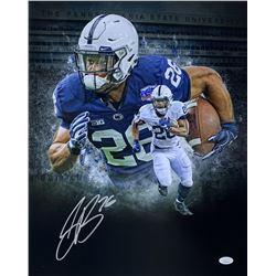 Saquon Barkley Signed Penn State Nittany Lions 16x20 Photo (JSA COA)