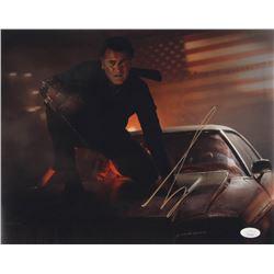 "Bruce Campbell Signed ""Ash vs Evil Dead"" 11x14 Photo (JSA COA)"