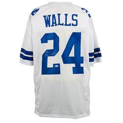 Everson Walls Signed Dallas Cowboys Jersey (Beckett COA)