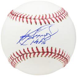 """Ken Griffey Jr. Signed OML Baseball Inscribed """"HOF 16"""" (TriStar Hologram)"""