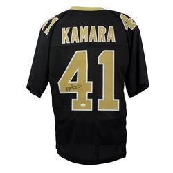 Alvin Kamara Signed New Orleans Saints Jersey (JSA COA)