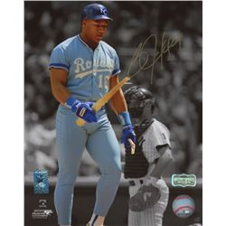 Bo Jackson Signed Kansas City Royals 8x10 Photo (Jackson  Radtke Hologram)