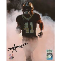 Alvin Kamara Signed New Orleans Saints 8x10 Photo (Radtke COA)