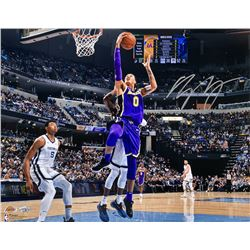 Kyle Kuzma Signed Los Angeles Lakers 16x20 Photo (Fanatics Hologram)