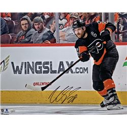 Claude Giroux Signed Philadelphia Flyers 16x20 Photo (Fanatics Hologram)